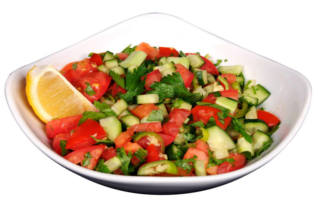 Salatalar ve Meze